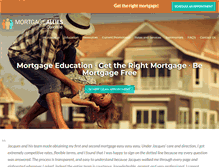 Tablet Preview of oakville-mortgage.ca